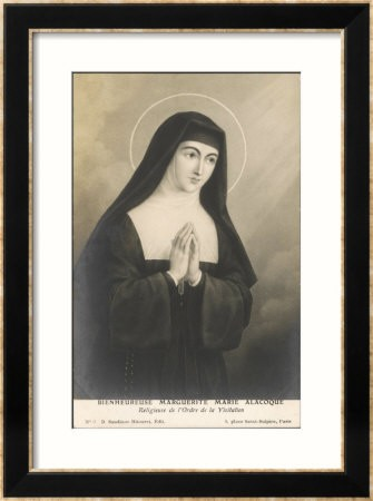 3132850~Saint-Marguerite-Marie-Alacocque-French-Nun-and-Visionary-Affiches.jpg